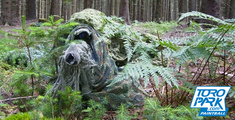 camouflage foret - TOROPARK - Terrain Paintball Normandie 76 - Loisirs