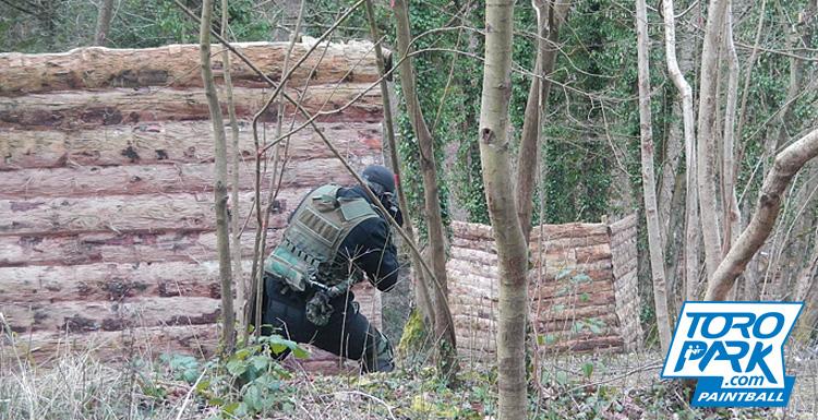 scenario foret milsim obstacles - TOROPARK - Terrain Paintball Normandie Rouen 76 - Loisirs