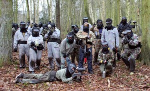 CE - Paintball