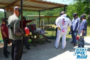 Enterrement de vie de garçon - TOROPARK - Terrain Paintball Normandie 76 - Loisirs