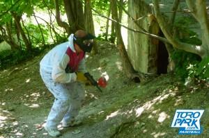 Enterrement de vie de garçon -TOROPARK - Terrain Paintball Normandie 76 - Loisirs