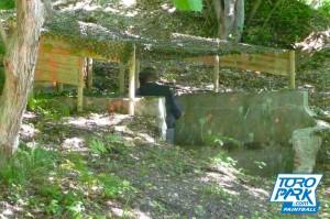 Bunker - TOROPARK - Terrain Paintball Normandie 76 - Loisirs