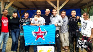2eme place PATRIOT